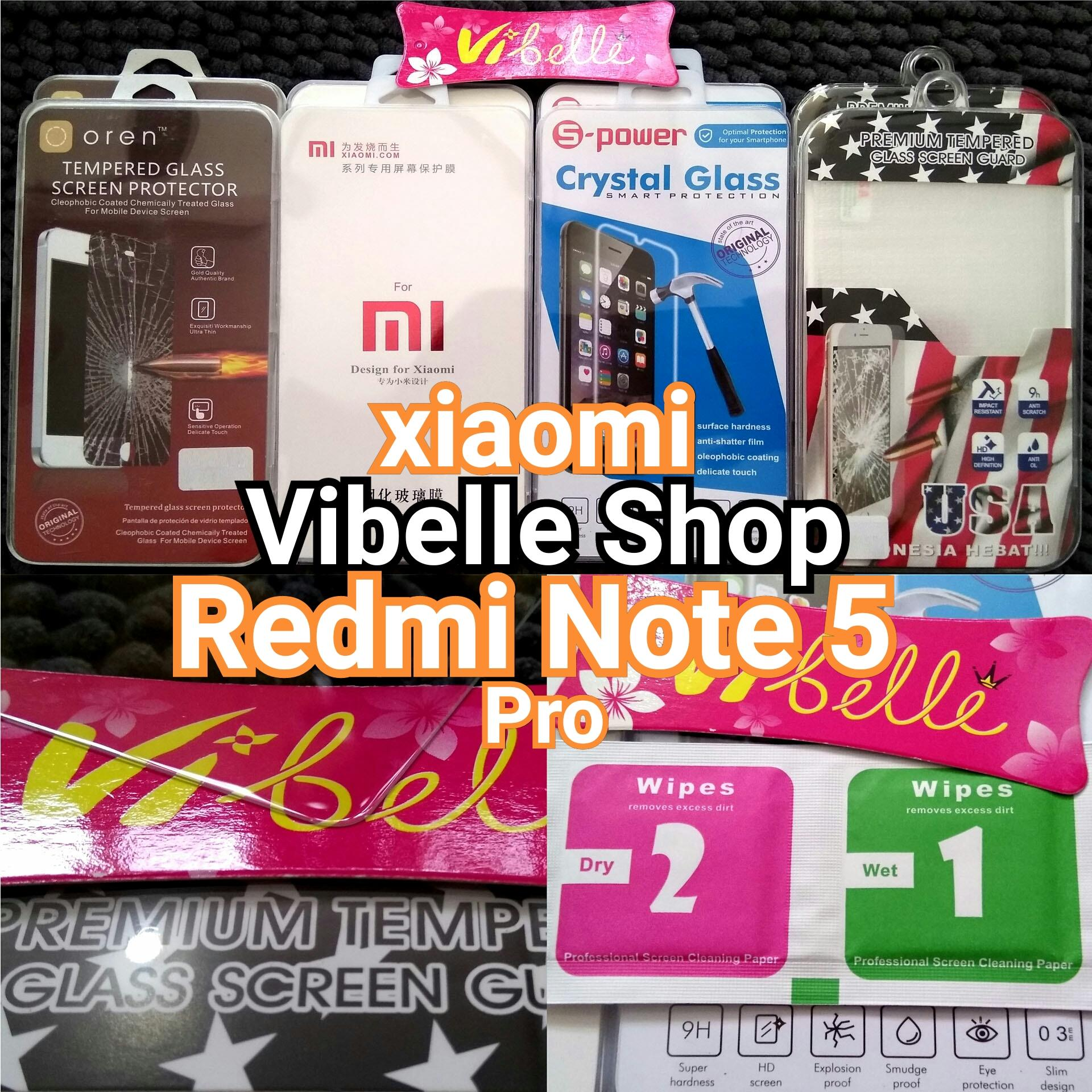 Tempered Glass Xiaomi Redmi Note 5 - Clear - Anti Crash Film