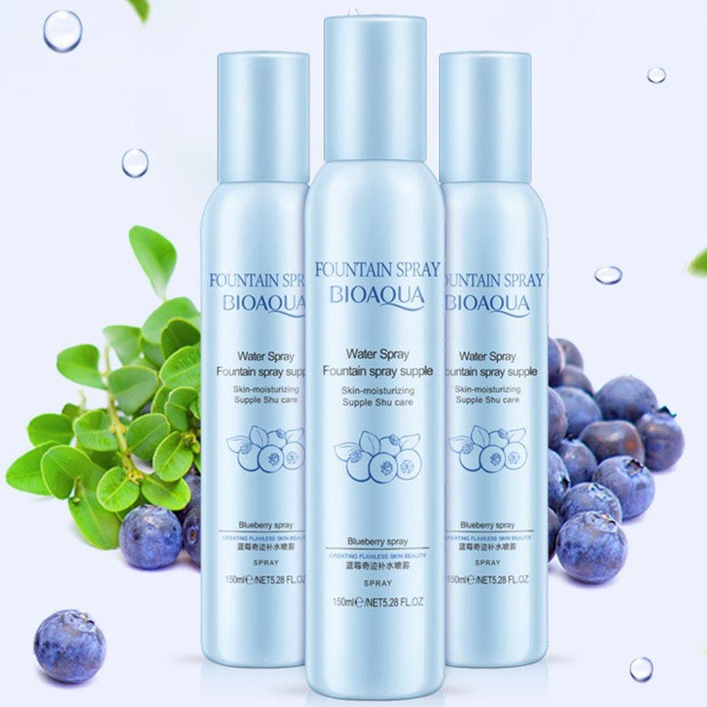 Kelebihan Morin Blueberry Jam Selai 330gr Terkini Daftar Strawberry Bioaqua Water Fountain Face Mist Spray 150 Ml