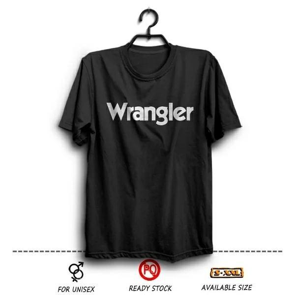 Kaos distro wrangler / baju wrangler