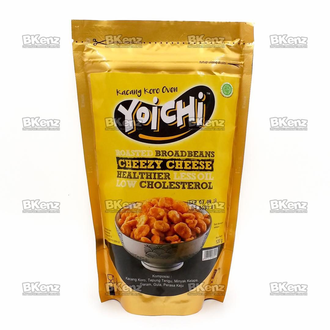 Kelebihan Garuda Rosta Kacang Oven Rasa Bawang 100g Terkini Daftar 25g 20 Pcs Yoichi Koro Cheezy Cheese
