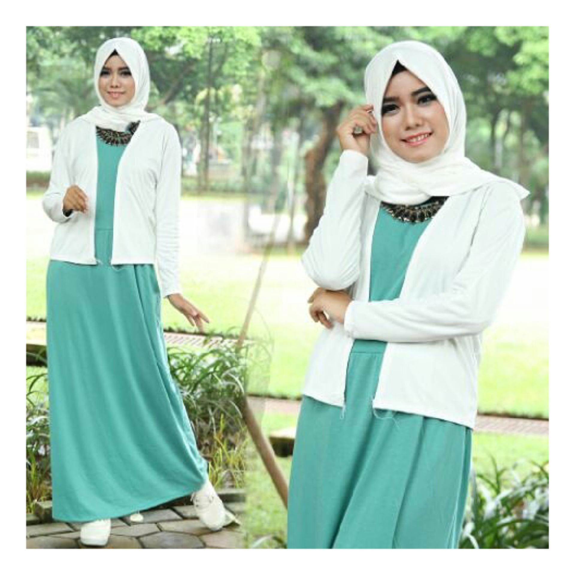 hijab yolanda / gamis/ maxi / setelan / fashion / baju muslim