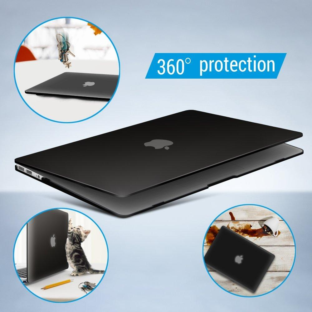 Notebook Keyboard Protective Film Pelindung Transparan Universal Protection Cover Transparant Protektor Screen Key Board Transparent Macbook Pro 13 Case A1278 Frosted Plastic Hard Shell