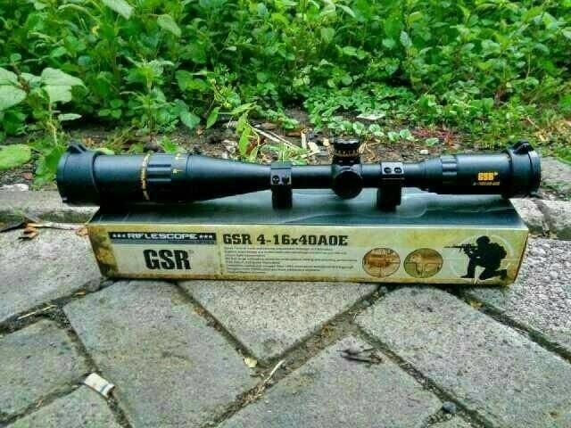Dudukan teleskop senapan canon: lib lib asesories senapan dan