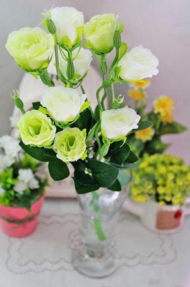 bunga plastik hias hiasan artificial artifisial mawar rose ros ross C4 c72dbcec9f