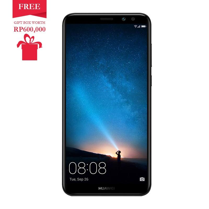 Situs Review Huawei Nova 2I 4Gb 64Gb 5 9 Inch Four Cameras 2Mp 16Mp 13Mp 2Mp Free Gifts