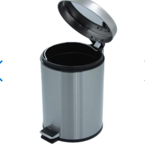 Sale Tempat Sampah Injak 3 Liter Informa - tempat sampah untuk kamar dapur ruang tamu - kotak sampah