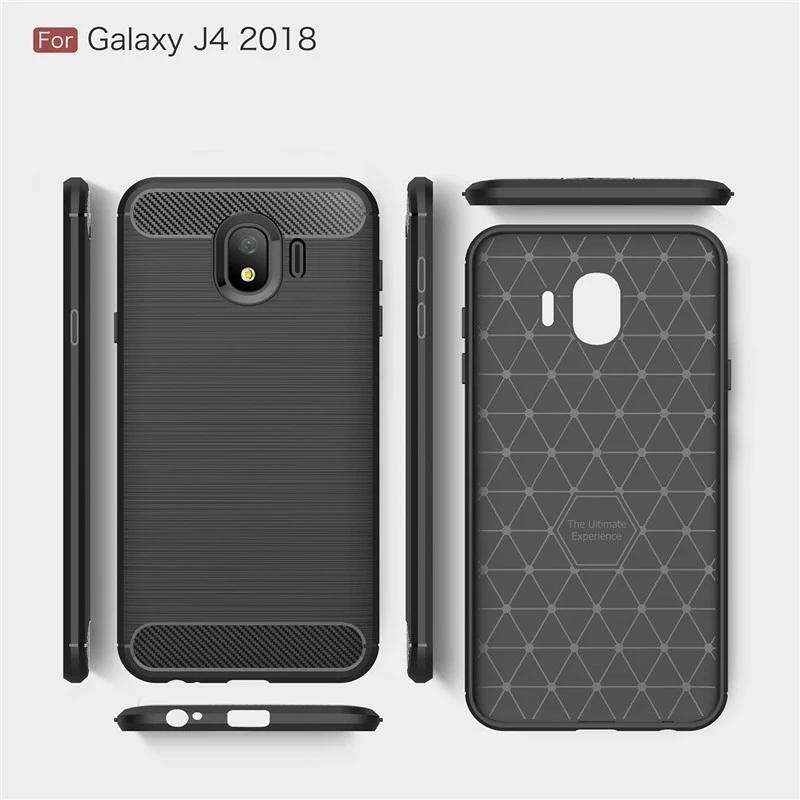 Soft Case Anti Crack Samsung Galaxy J4 (2018) - 4. Source · Case