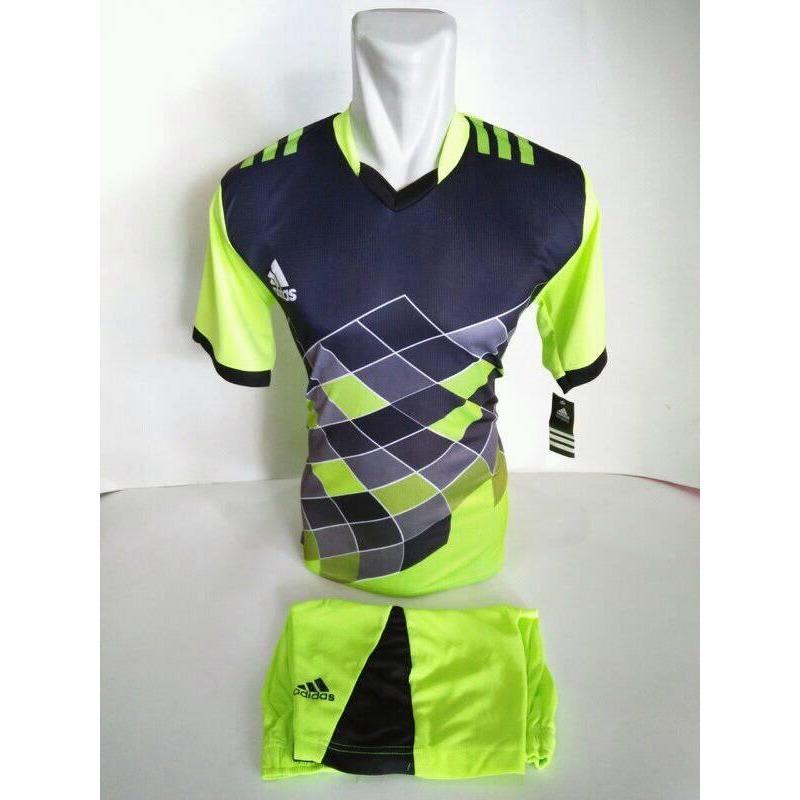 [NEW AD 09] Baju Kaos Olahraga Setelan Futsal/Volly