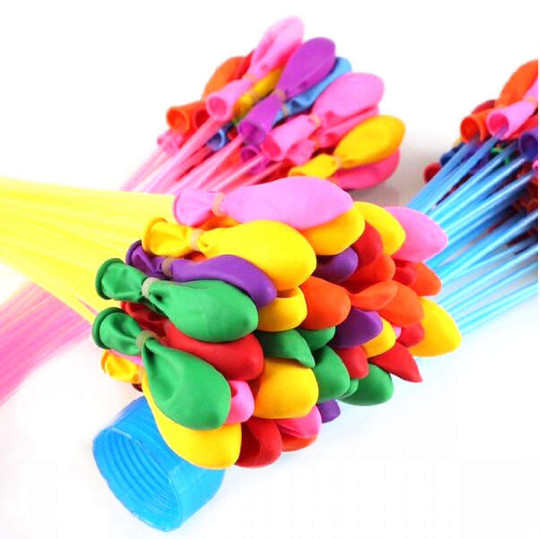 Cek Harga Baru Balon Air Tiup Anti Bocor Magic Waters Ballons 111pcs Mainan Anak Outdoor Game S9286