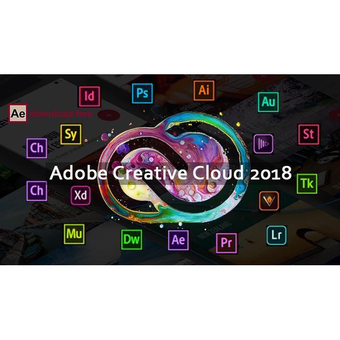Beli Adobe Master Cc 2018 Bonus Tutorial Kredit Jawa Barat