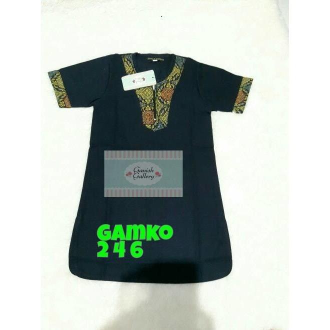 GAMIS KOKO / GAMKO TURKI 2 - 4 tahun