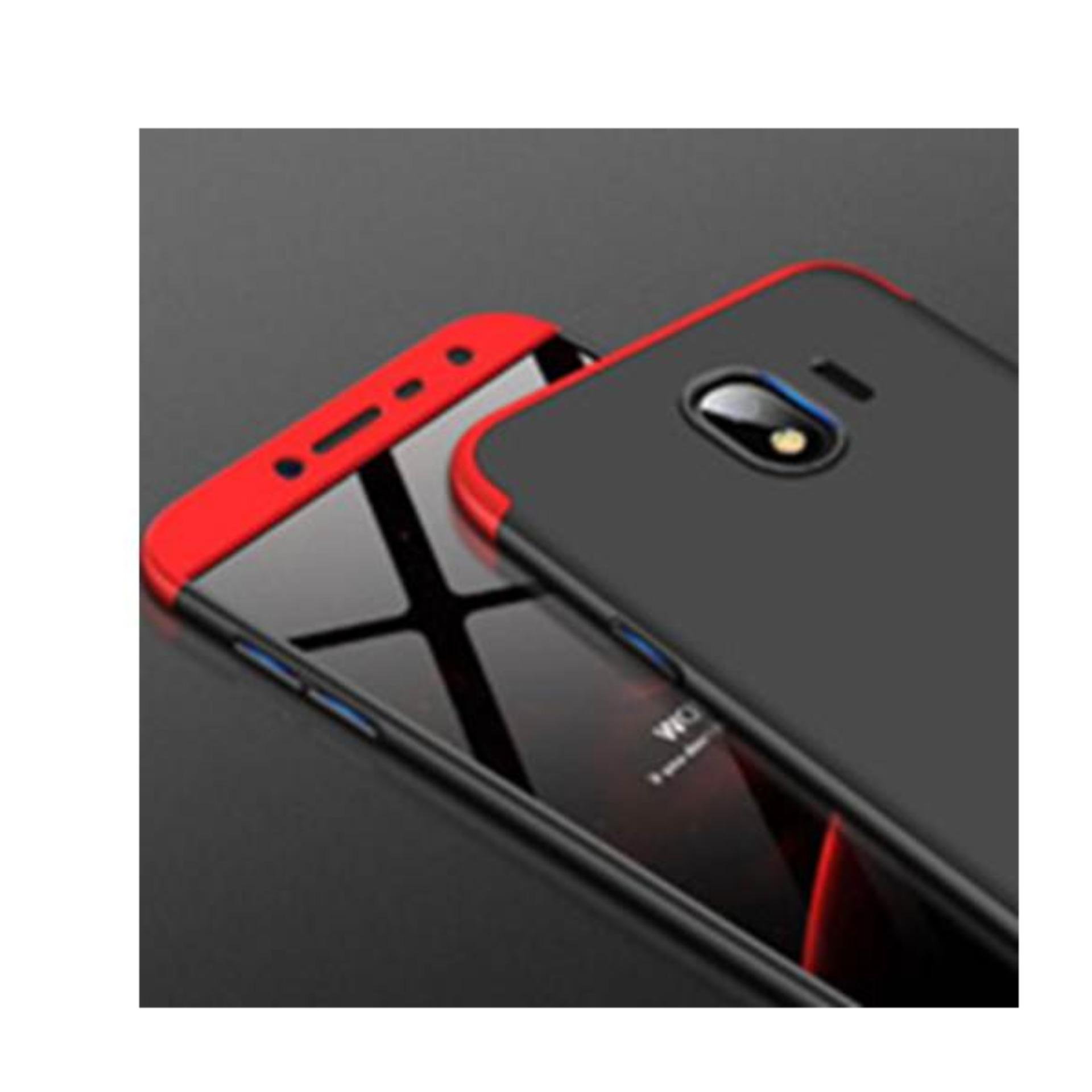... CASE HARDCASE PREMIUM FRONT BACK 360 DEGREE FULL PROTECTION FOR SAMSUNG GALAXY J4 2018 / CASE