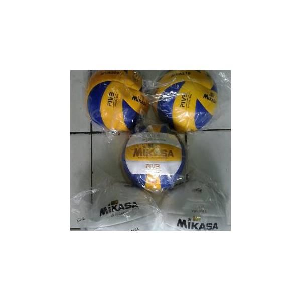 New Arrival Bola Volly Mikasa Kw Super Taiwan Murah!