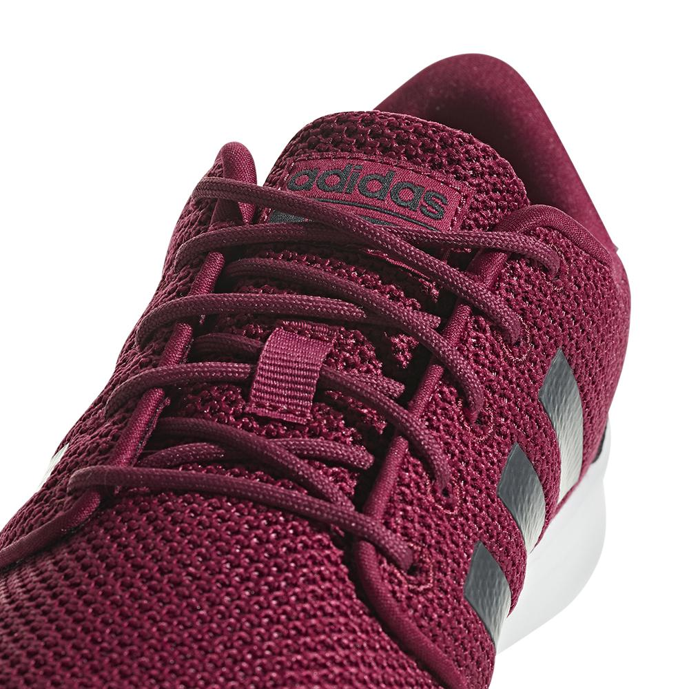 ... adidas Running Womens Sepatu Cloudfoam QT Racer (BB7311) - 5