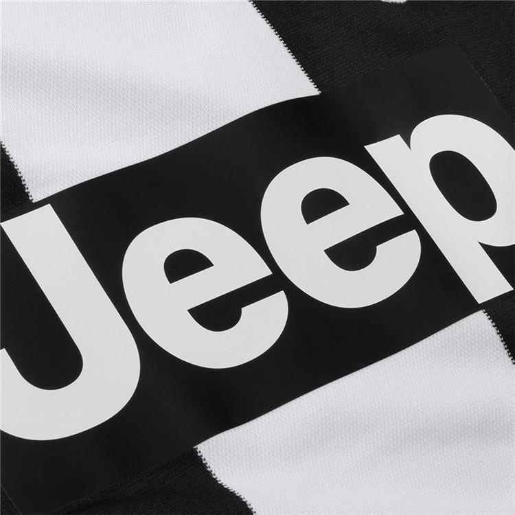 Kualitas terbaru Juventus sepak bola Jersey 18/19 - 4 .
