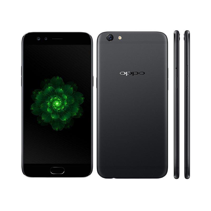 Oppo F3 Plus Smartphone - Black [64GB/4GB