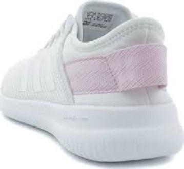 ... Adidas sepatu running Cloudfoam QT Flex W - DB0242 - white - 3 ...