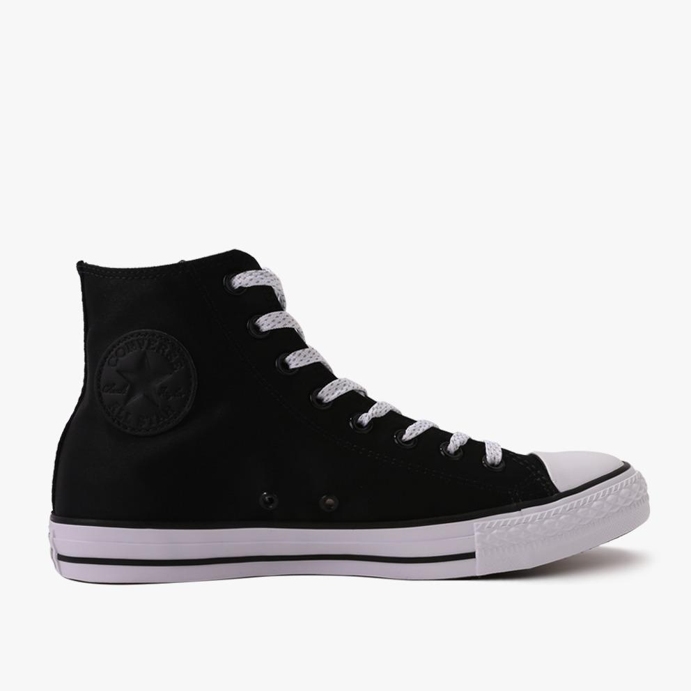 Jual Converse Chuck Taylor All Star Hi Men S Sneakers Shoes Hitam Converse Asli