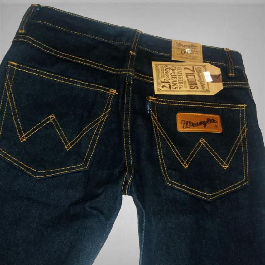 ... Celana Jeans Pria - Standar/Reguler/Basic - Celana Jeans Panjang Pria Big Size ...