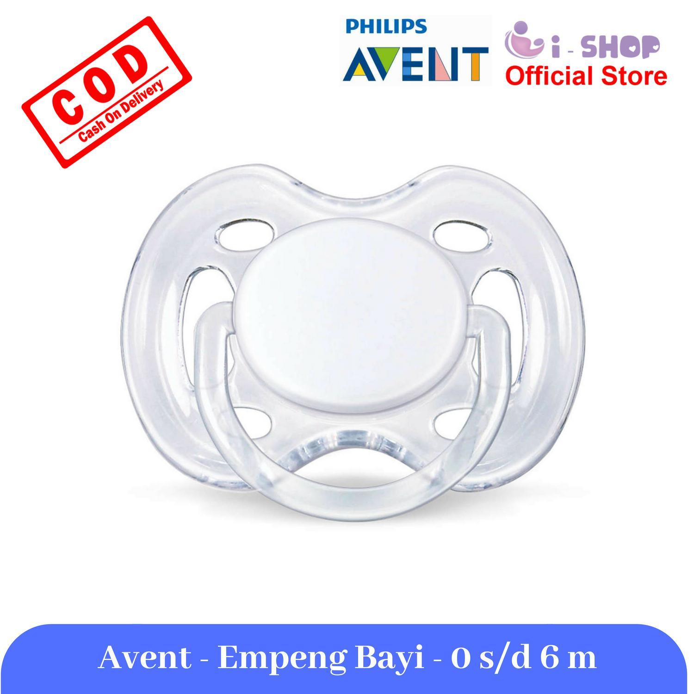i-shop Philips Avent Regular Pacifiers 0 - 6 m / Dot Empeng Bayi Usia