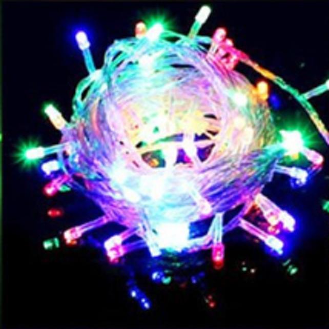 Lampu Natal led tumblr light lampu hias led lampu dekorasi murah 10 Meter