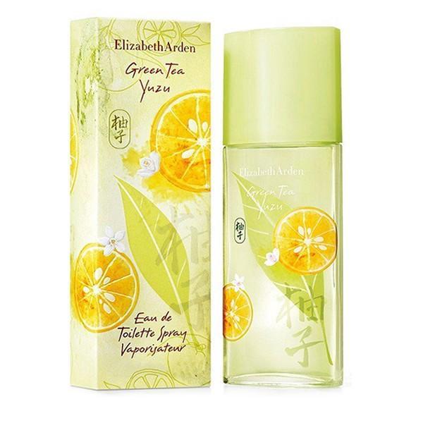 Parfum Original Elizabeth Arden Green Tea Yuzu For Women EDT 100Ml