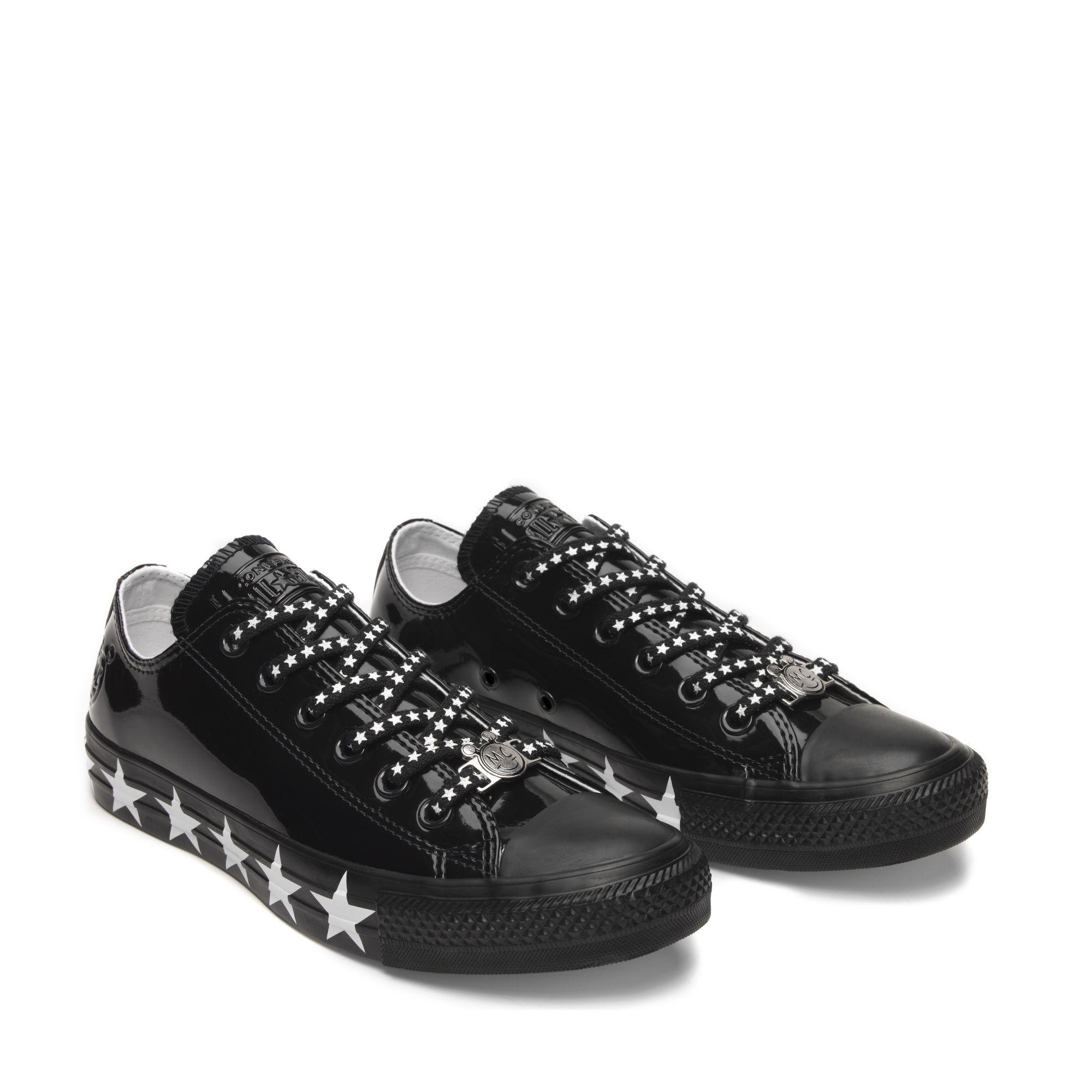 Jual Converse Chuck Taylor All Star Low Sneakers Unisex Chuck Size Source ·  CONVERSE X MILEY CYRUS CHUCK TAYLOR ALL STAR OX BLACK WHITE BLACK bbad2a5c6c
