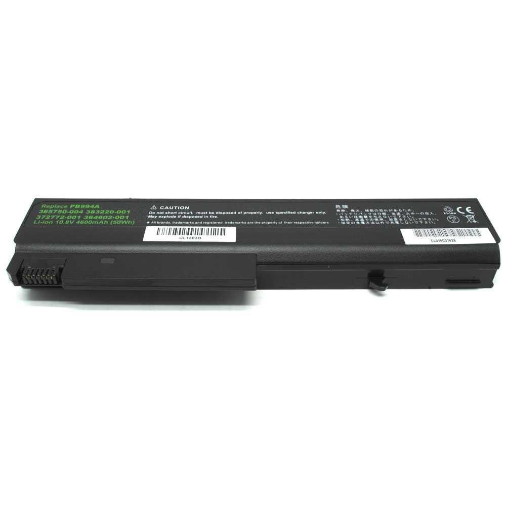 Baterai HP Compaq NX5100 NC6120 NC6220 NC6230 NX6110 NX6120 Series Lithium-ion (OEM)