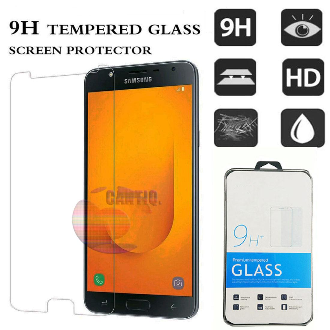 Icantiq Temper Glass Samsung Galaxy J7 Duo Ukuran 5.5 Inch Tempered Glass Samsung J7 Duo Anti