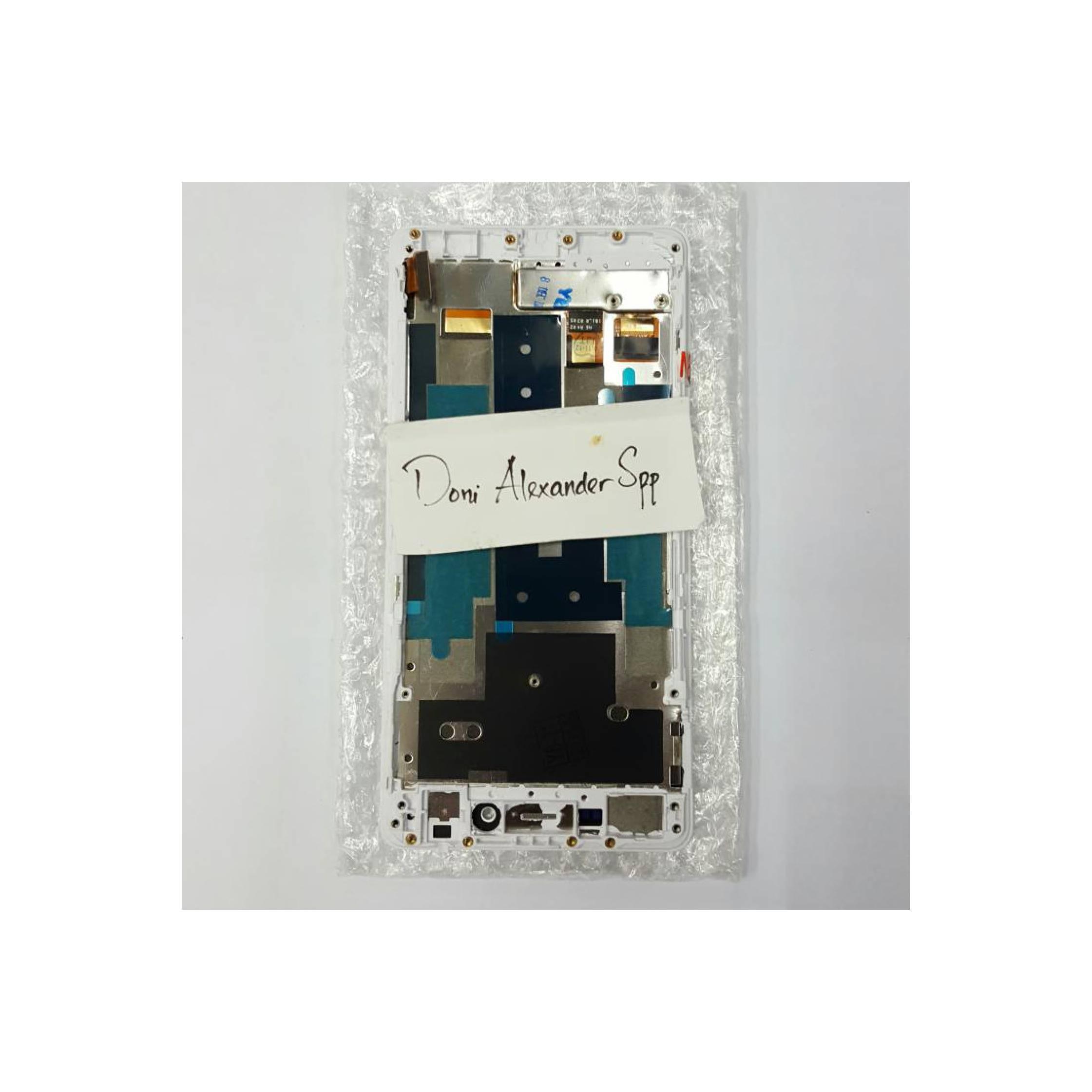 OPPO R7 LCD TOUCHSCREEN DAN FRAME COMPLETE ORIGINAL 1SET