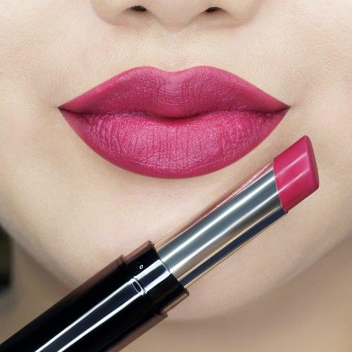 ... Lakme Absolute Reinvent Sculpt New Hi-Definition Matte Lipstick Pink Glam - 5