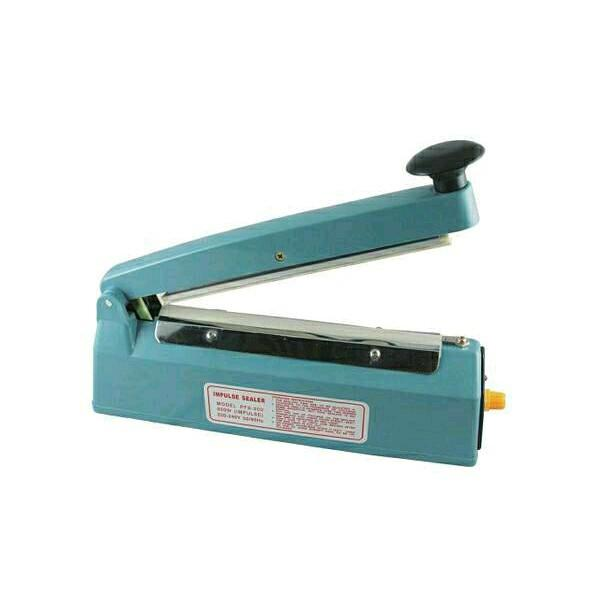 Dijual Alat Press Plastik   Impulse Sealer   Plastic Sealer 20 cm Berkualitas