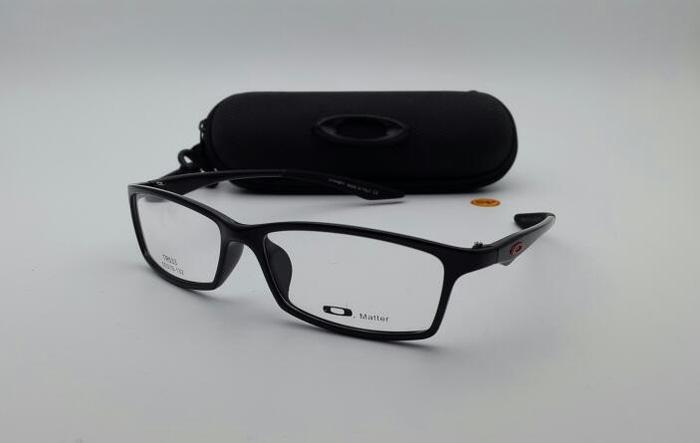 ... Sunglass Pria Hitam Tangkai Merah - ready stock. Source · Detail Gambar  frame kacamata minus oakley tr533 lentur Terkini 625c0924b7