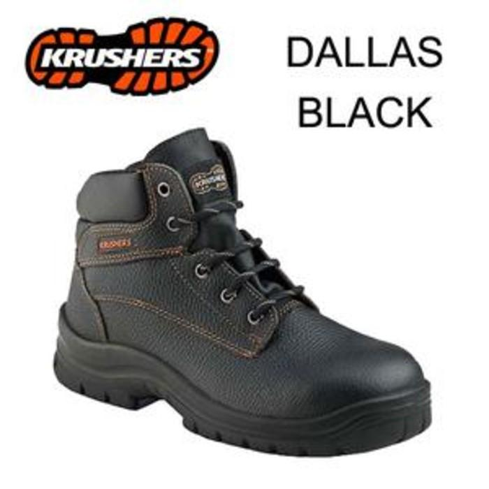 Safety Shoes Krusher Dallas - H9mcbt