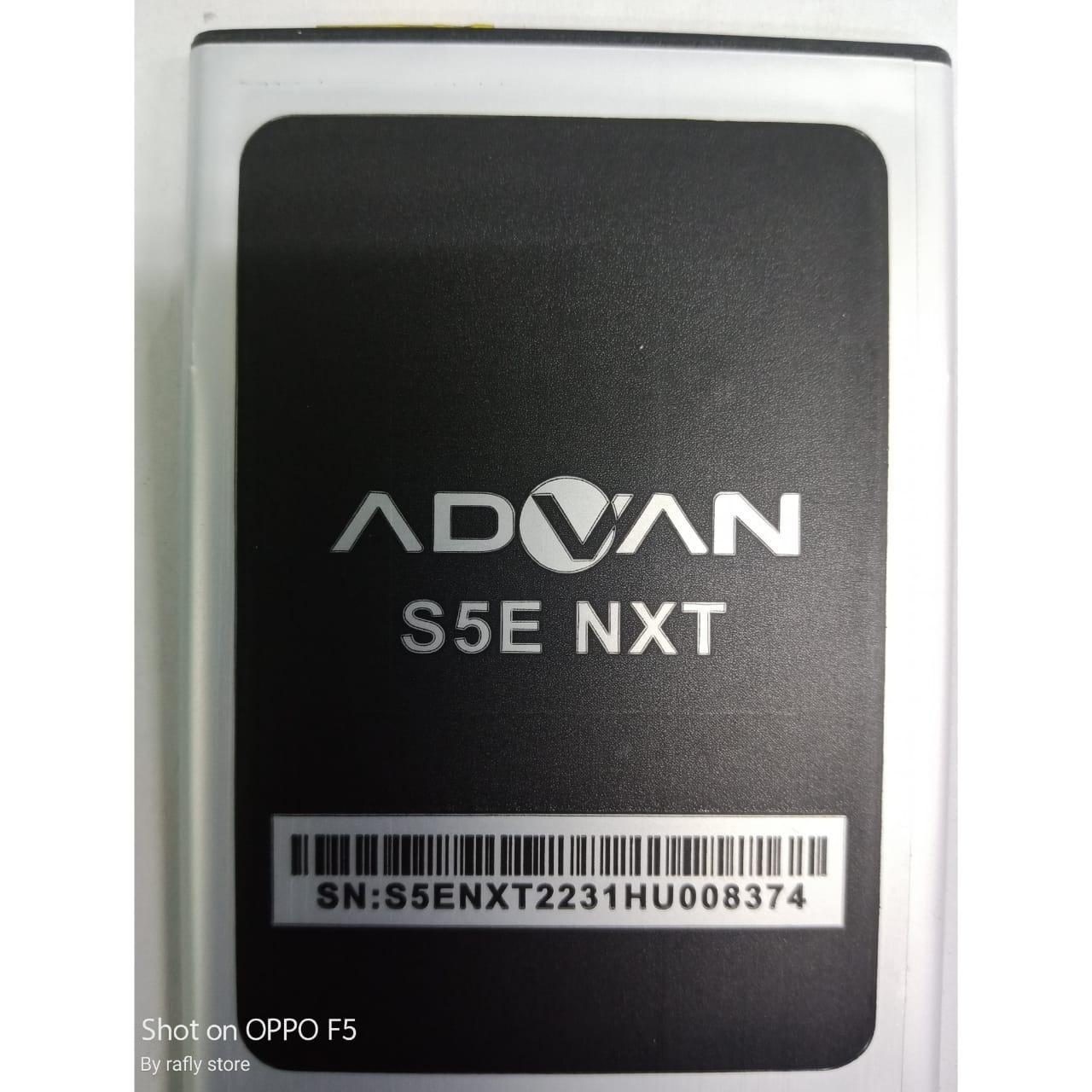 Kelebihan Baterai Advan S5e Nxt Terkini Daftar Harga Dan Tempat S5 E Pro Putih R S Batrai Handphone For 2000mah Rafly