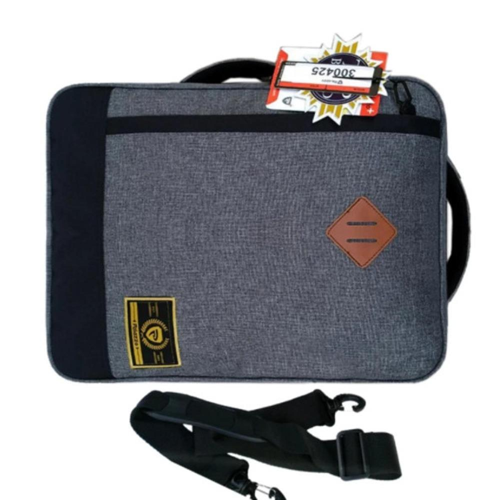 Beli Palazzo 3In1 Tas Ransel Tas Selempang Tas Laptop Kanvas Premium Original Grey Raincover Cicil