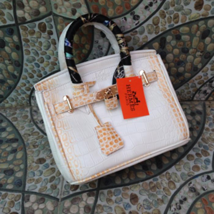 Hermes Birkin Himalaya Orange