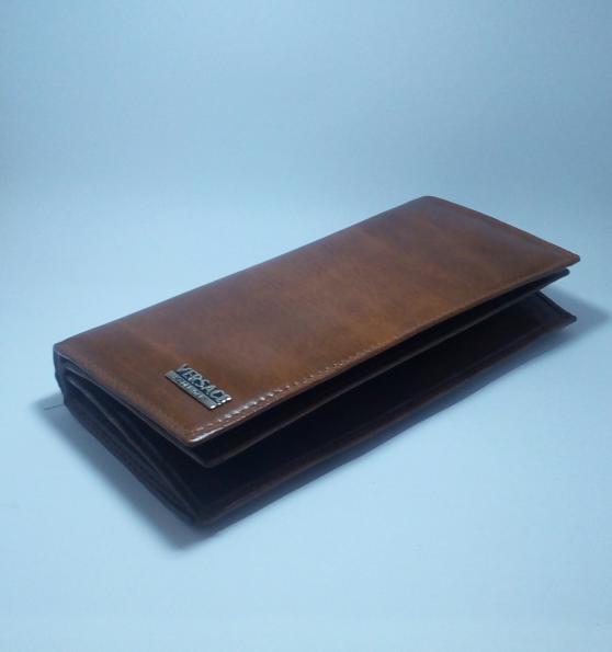 Dompet Panjang Pria Wanita Import Merk Versace Sunt-1055