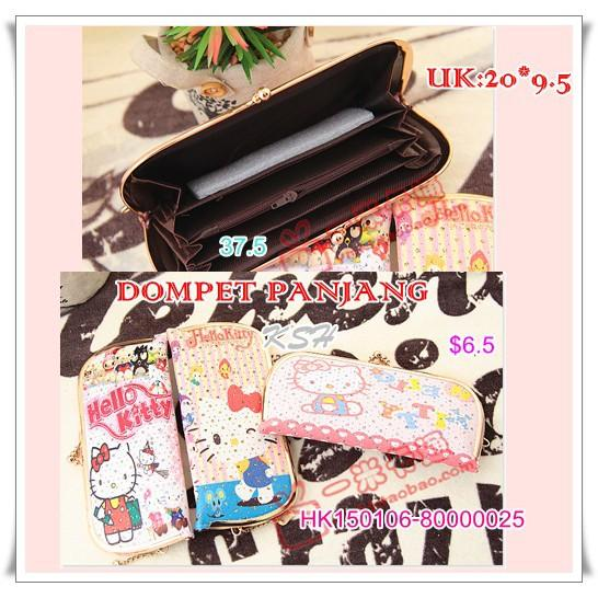 SALE DOMPET HELLO KITTY