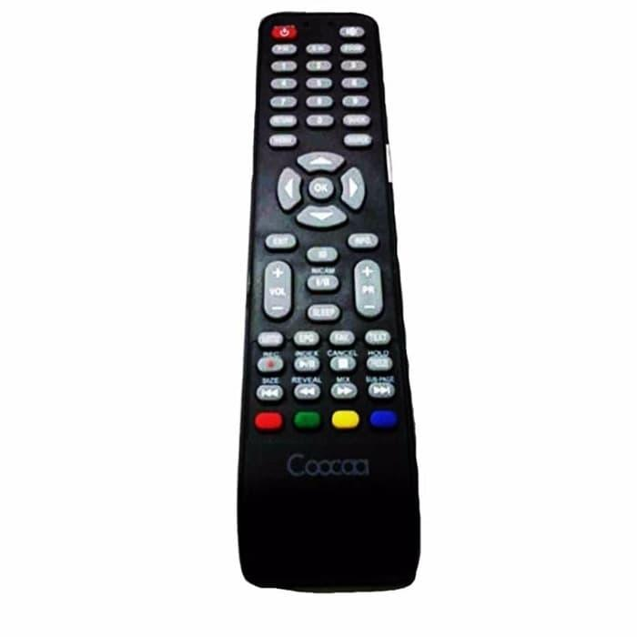 REMOTE REMOT TV LED^LCD COOCAA