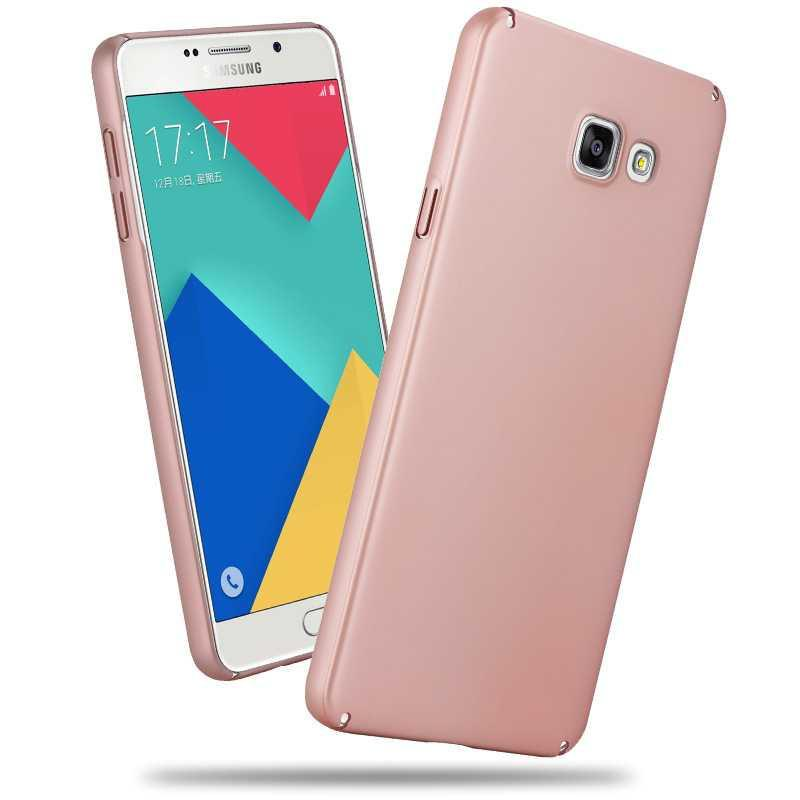 Samsung Galaxy A7(2016) Baby Skin Ultra Thin Hard Case Casing HP Murah Terbaru