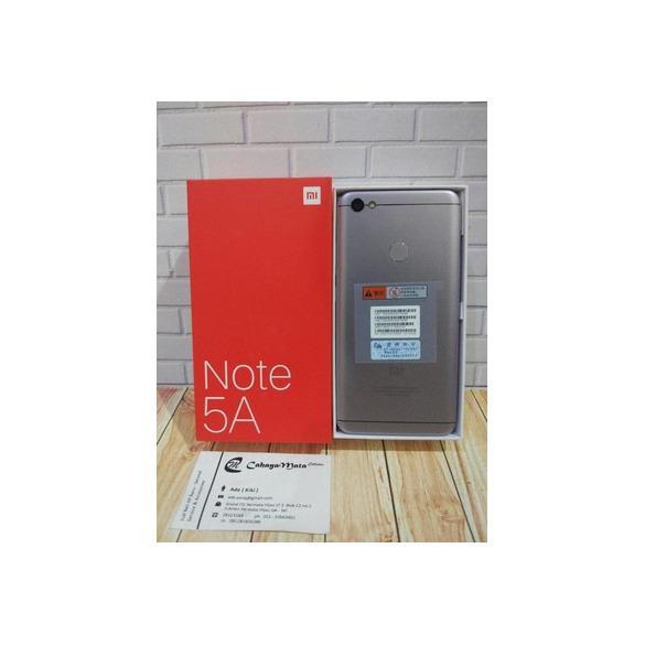 Xiaomi Redmi Note 5A Prime Grey