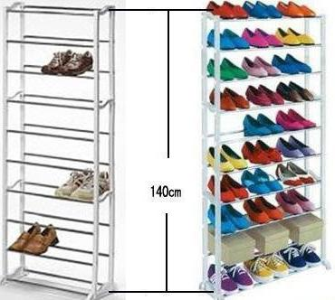 Amazing Shoes Rack Rak Sepatu 10 Susun