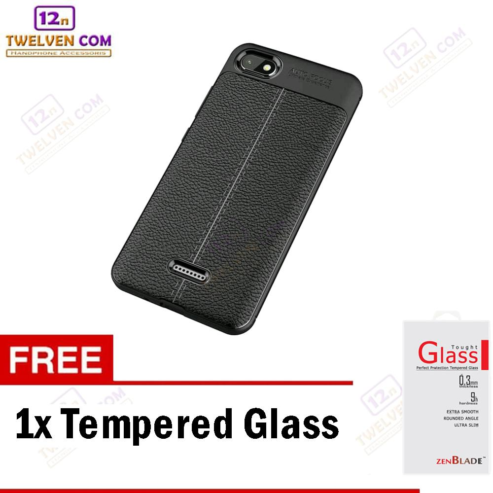 Fitur Case Auto Focus Softcase Casing For Xiaomi Redmi S2 Hitam Free Note 3 Tempered Glass Handphone Transparan 6a