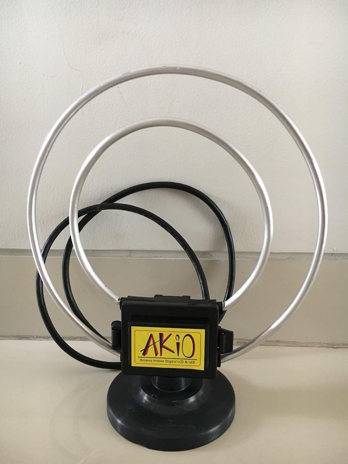 Antena Dalam Untuk Tv Tabung Led/Lec / Antene Indoor / Anti Karat