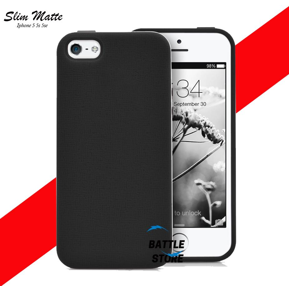 Silicone Soft Case Baby Skin For Apple Iphone 5/5s Case Luxury Matte Cover For