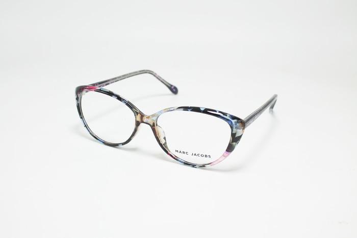 DISKON Frame Kacamata Minus Marc Jacobs 506 Cat Eye Wanita Full Hitam  TERMURAH . 82cebc00d3