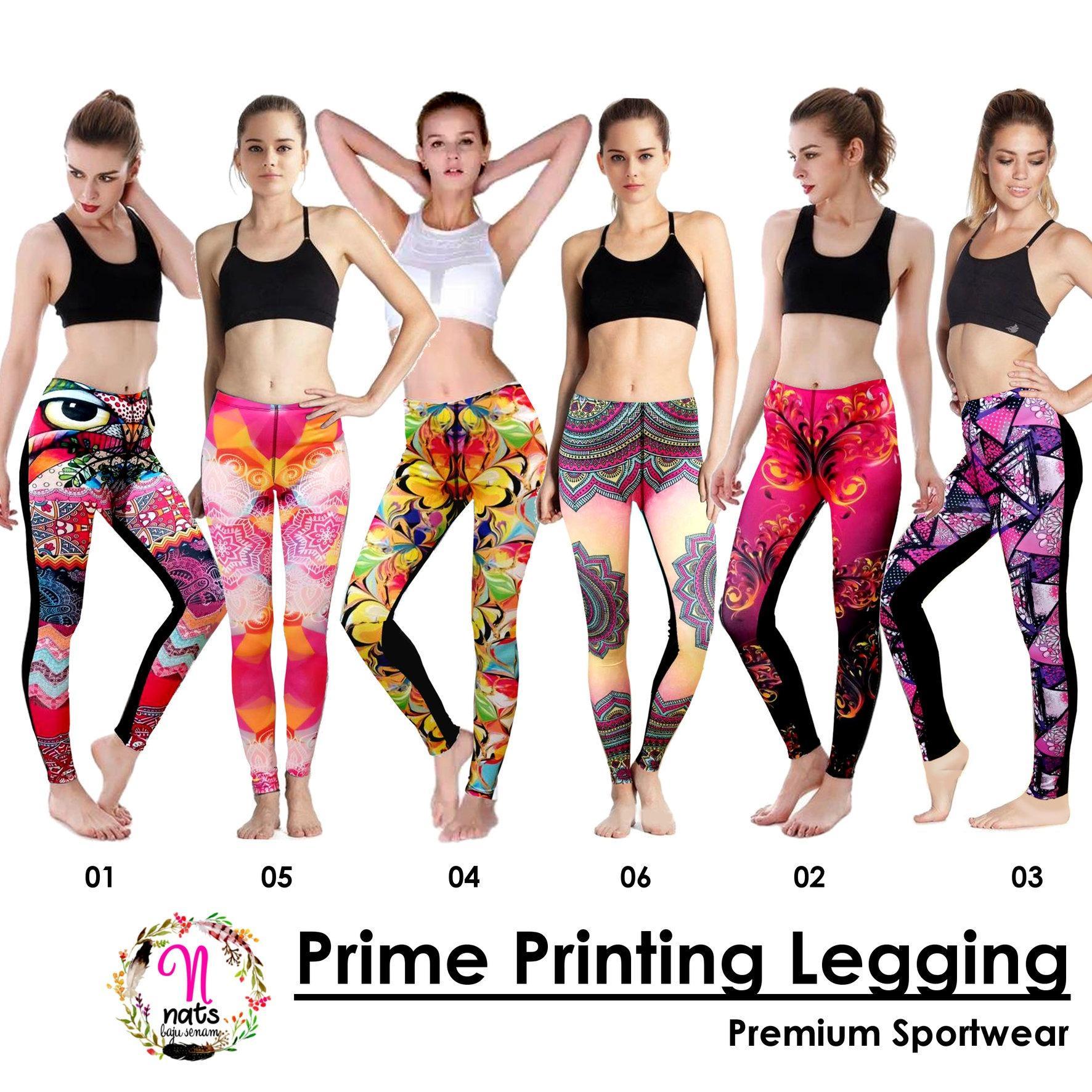Prime Printing Legging
