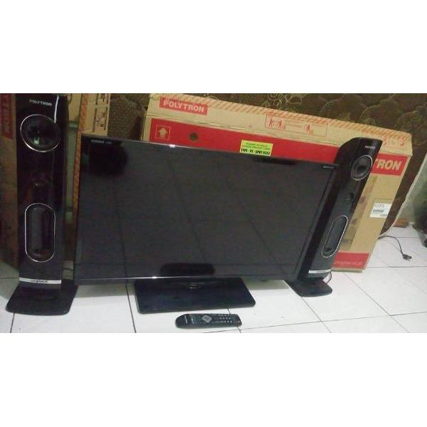 Polytron 32D106 LED TV [32 Inch]