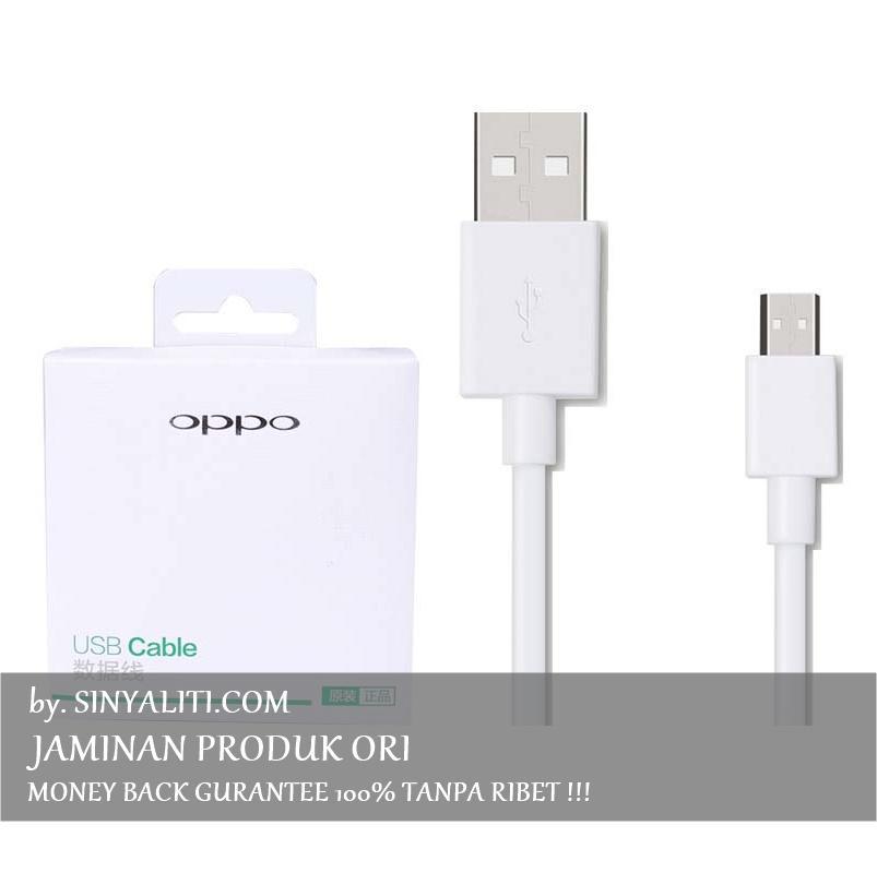 Kabel Data For Oppo Vooc Data Cable Fast Charging Kualitas Original ORI - Bisa Untuk Xiaomi